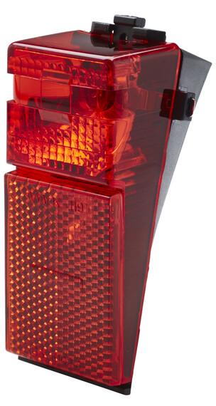 Diverse Luz trasera con reflector - Dinamo - marrón/rojo